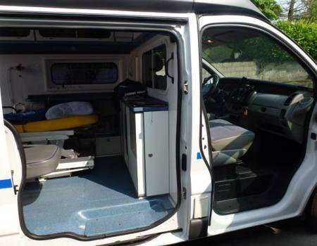 Ambulance Vendée