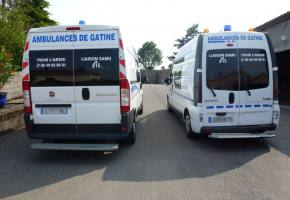 Ambulances de gatine  79