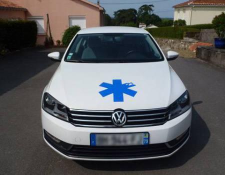 Transports malades Vendée